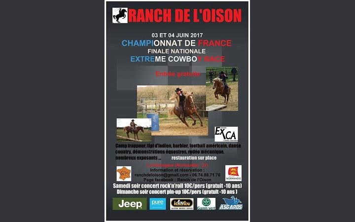 affiche-championnat-france-extreme-cowboy-race-2017-Normandie