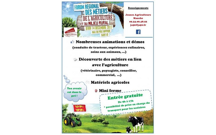 forum-metiers-agriculture-2017-saint-lo