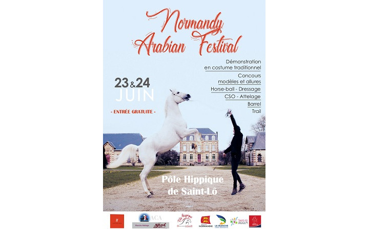 affiche-normandy-arabian-festival-2018