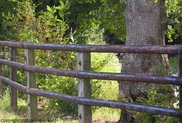 pas cher pour réduction 40d59 d9806 Alternatives aux clôtures en bois créosoté - Conseil des ...