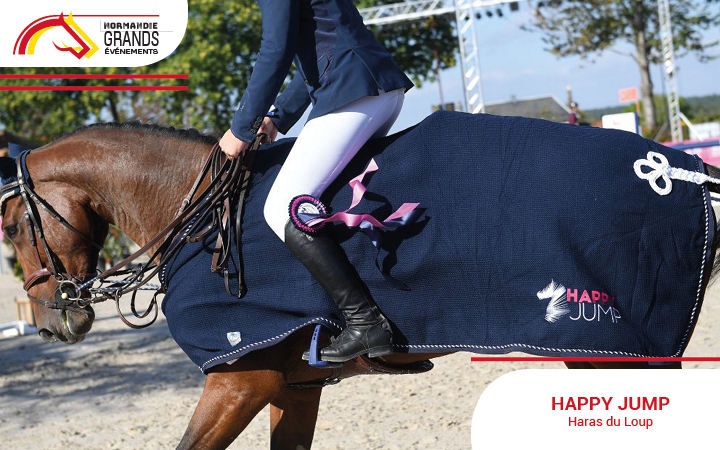 Happy jump conseil des chevaux normandie NGE normandie grands evenements